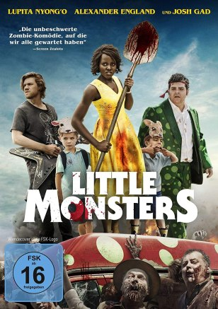 Little Monsters DVD