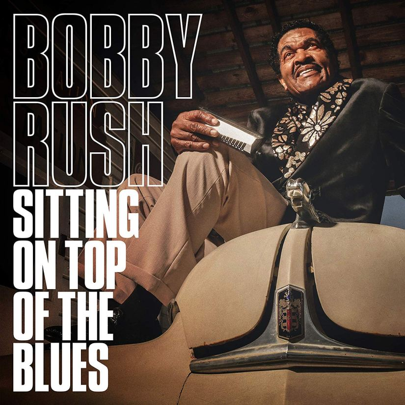 Image result for Bobby Rush – Sitting on Top Of The Blues