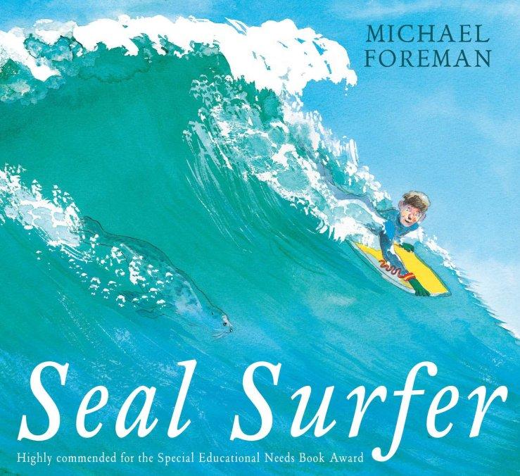 Image result for Seal surfer