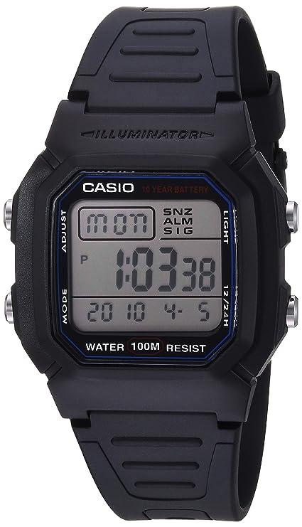 Reloj casio clasico para hombrehttps://amzn.to/2QptLNZ
