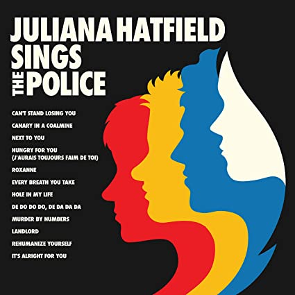 Resultado de imagen de Juliana Hatfield - Sings The Police