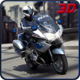 Motorbike Cop Extreme 3D Chase