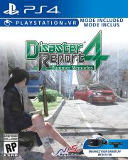 Disaster Report 4: Summer Memories PS4 PKG