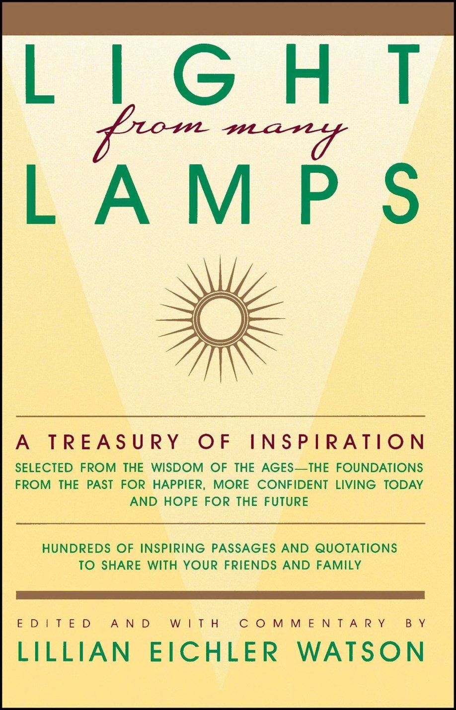 Lights from many lamps pdf free download
