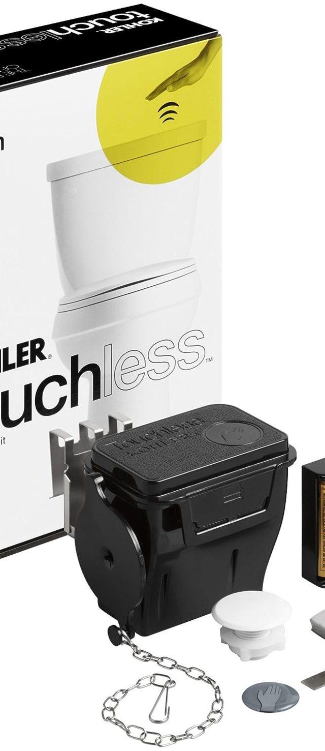 smart home flush