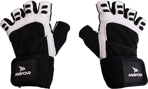 Mayor Congo Gym Gloves Black, White