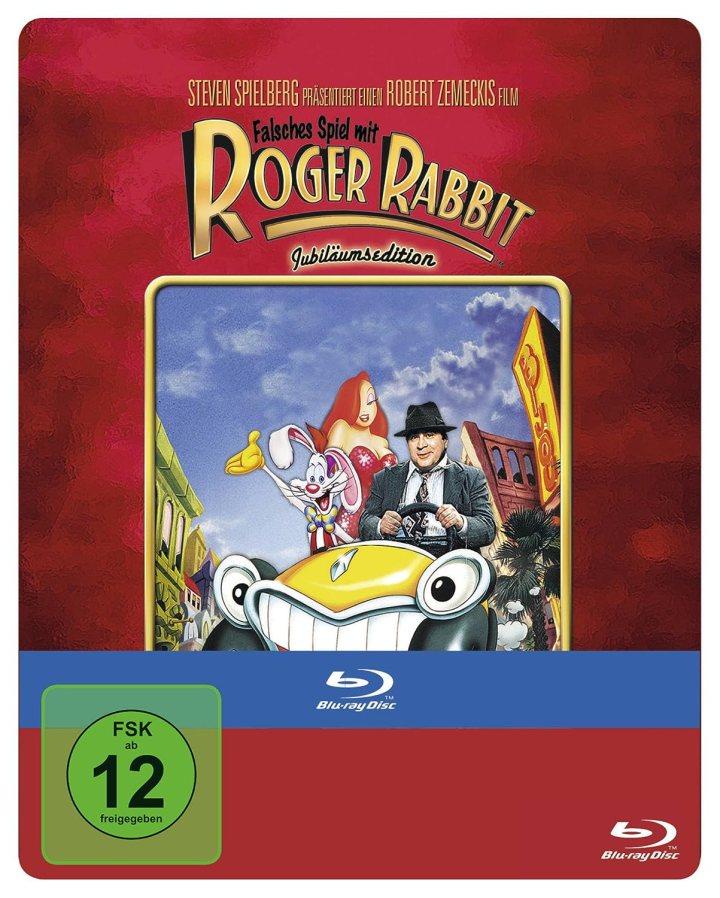 Who Framed Roger Rabbit Blu Ray Review | Framess.co