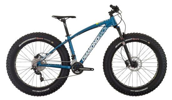 Diamondback El Oso Fat Tire Mountain Bike Review