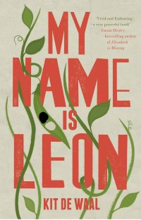Image result for my name is leon front cover