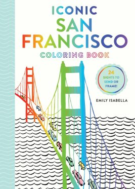 Coloring Books About San Francisco