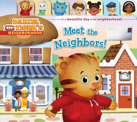 Meet the Neighbors! (Daniel Tiger's Neighborhood): Shaw, Natalie, Style  Guide: 9781442498372: Amazon.com: Books