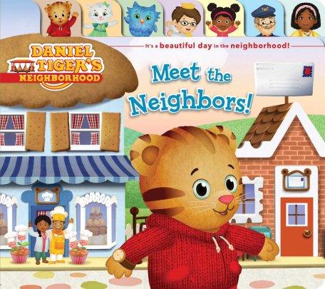 Meet the Neighbors! (Daniel Tiger's Neighborhood): Shaw, Natalie, Style  Guide: 9781442498372: Amazon.com: Books
