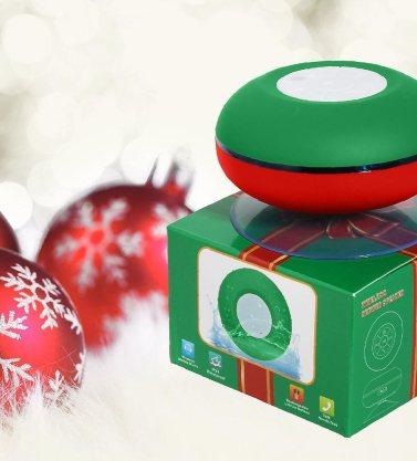 BEST CHRISTMAS GIFT Wireless Bluetooth Shower speaker