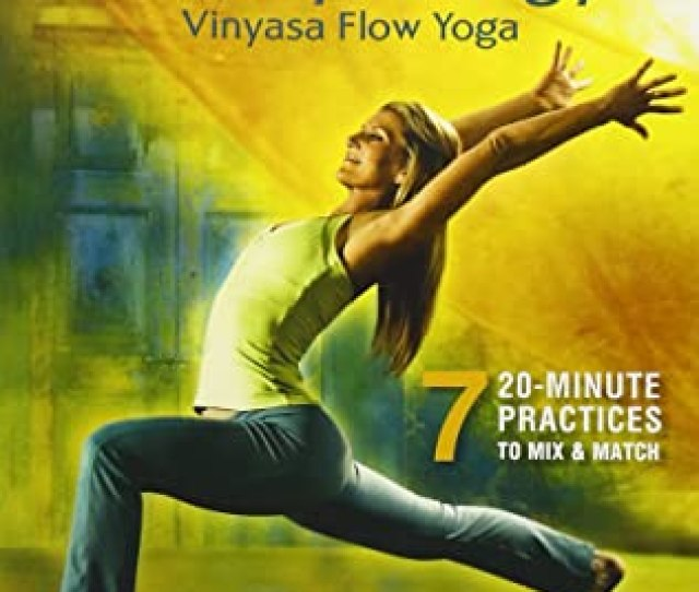 Amazon Com Shiva Rea Daily Energy Vinyasa Flow Yoga Shiva Rea James Wvinner Movies Tv