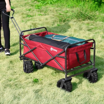 folding wagon reviews
