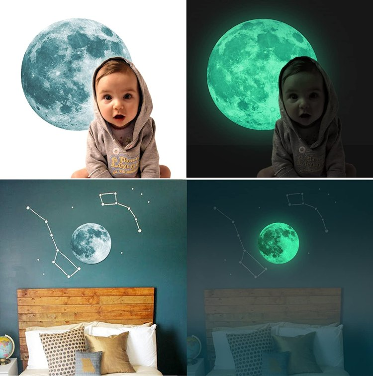 moon, holiday gift, science gift