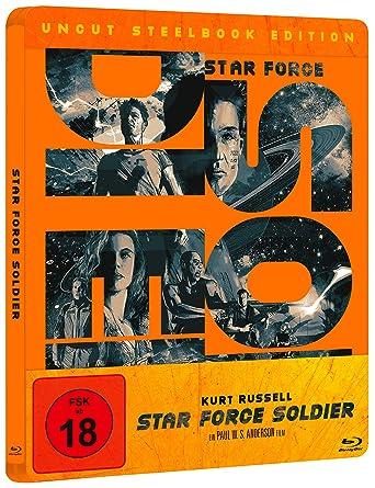 Star Force Soldier - Steelbook