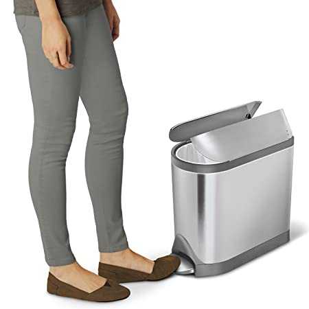 SimpleHuman-Butterfly-Step-Trash-Can-Reviews