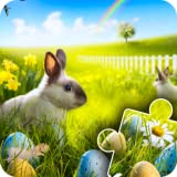 Happy Easter Jigsaw Puzzles - Fun and Educational Jigsaw Puzzle Game for Kids and Preschool Toddlers, Boys and Girls 2, 3, 4, or 5 Years Old