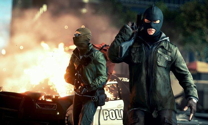 Image result for Battlefield Hardline