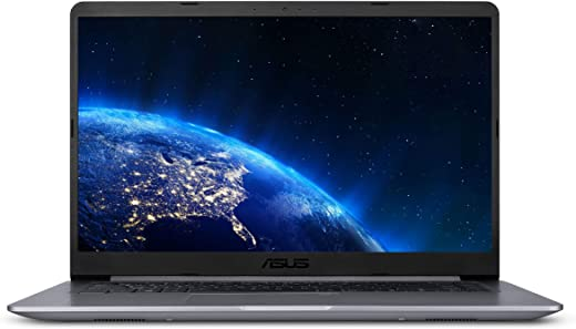 "ASUS VivoBook F510QA 15.6"" WideView FHD Laptop, AMD Quad Core A12-9720P, 4GB DDR4, 128GB SSD, Windows 10"