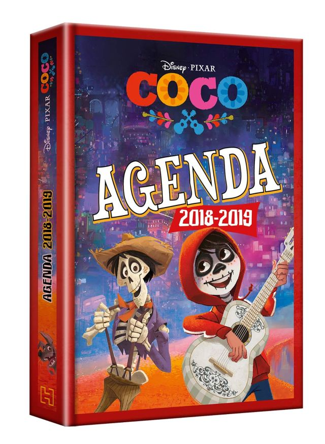 COCO - Agenda (French Edition): Disney: 15: Amazon.com