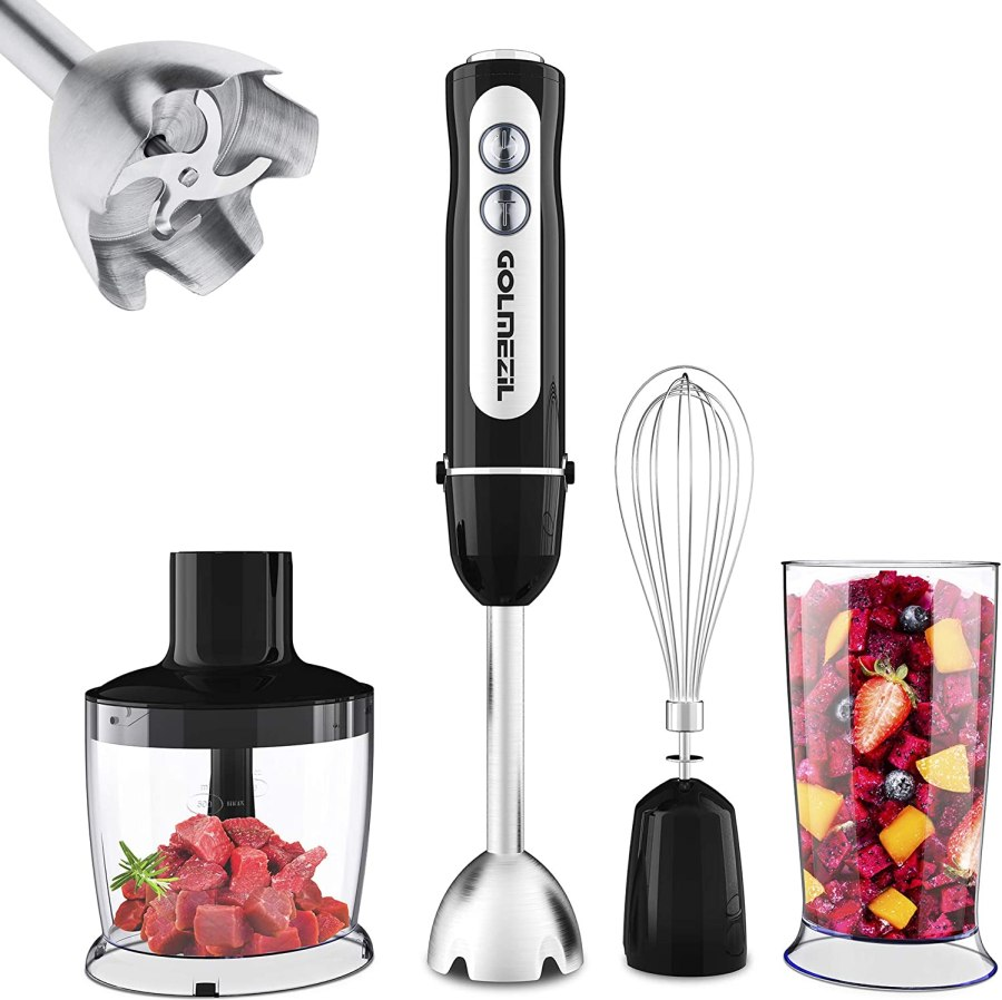 Best Hand Blenders for Whipping Cream