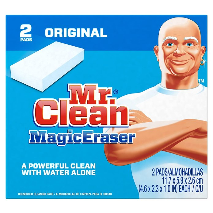 Image result for Mr Clean Magic Eraser