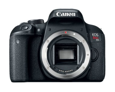 Canon EOS Rebel T7i Black Friday Deal 2019