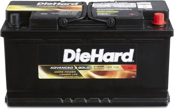 DieHard 38217 Group 49 Lead Acid Battery