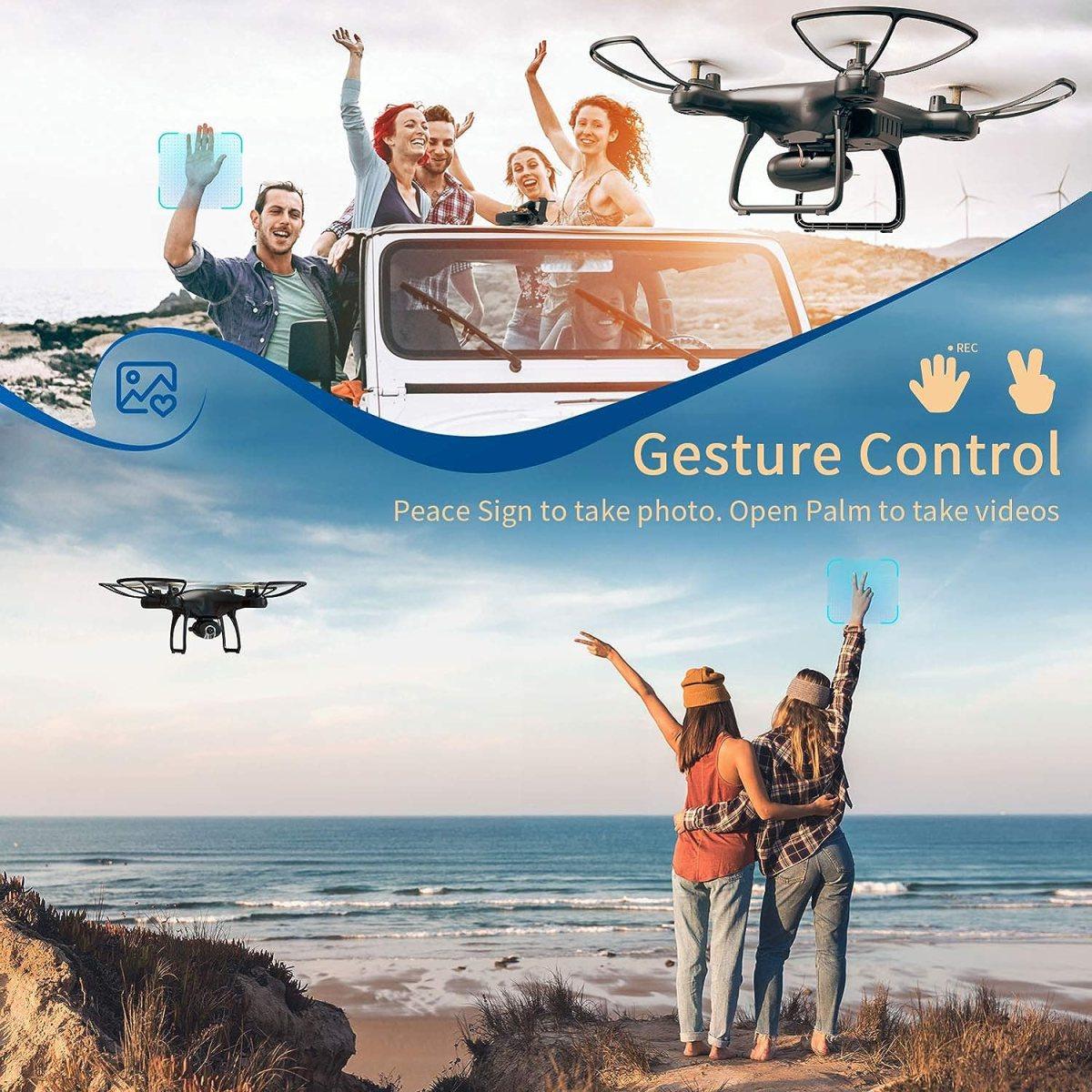 blade 720 Drone camera