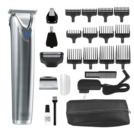 Wahl Stainless Steel Lithium Ion Plus