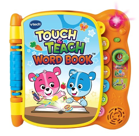 Image result for VTech Touch and Teach Word Book