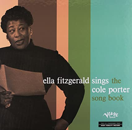 Ella Fitzgerald Sings The Cole Porter Song Book [3 LP Box Set]
