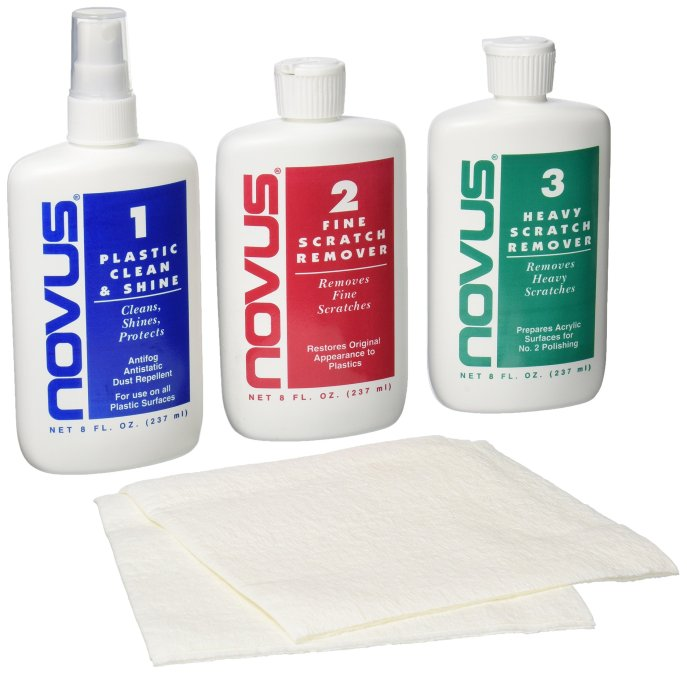 Image result for NOVUS 7100 Plastic Polish Kit
