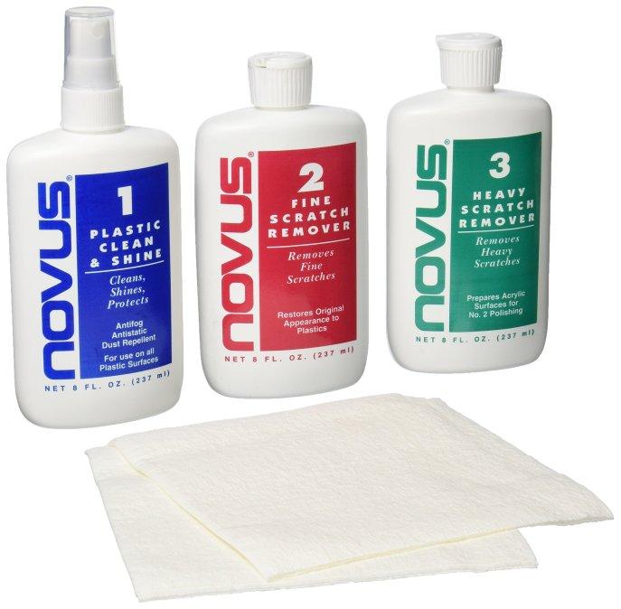 Image result for NOVUS 7100 Plastic Polish Kit