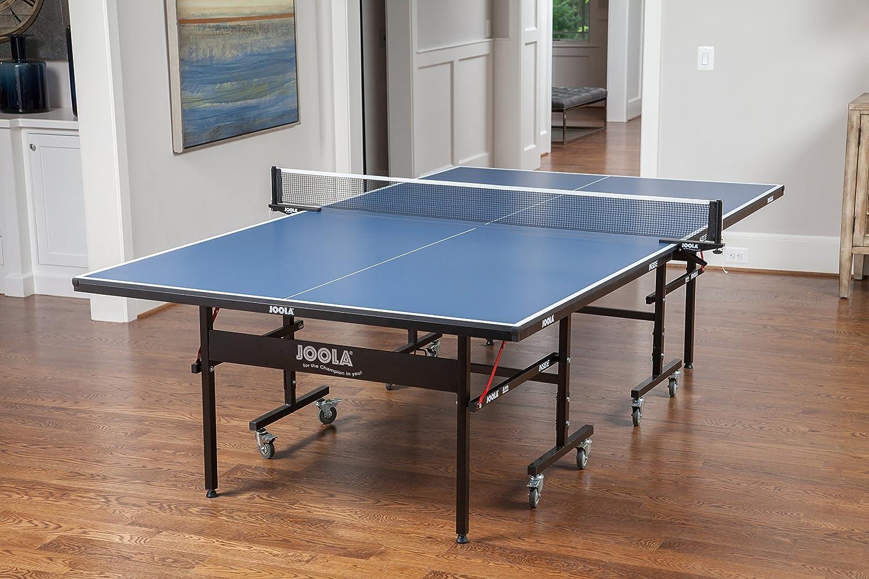 JOOLA Inside 15 Table Tennis Table In Living Room