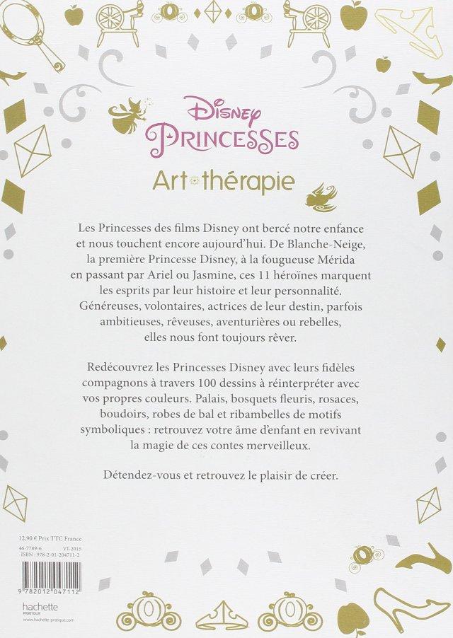 Princesses - Disney: 26 coloriages anti-stress : Disney: Amazon