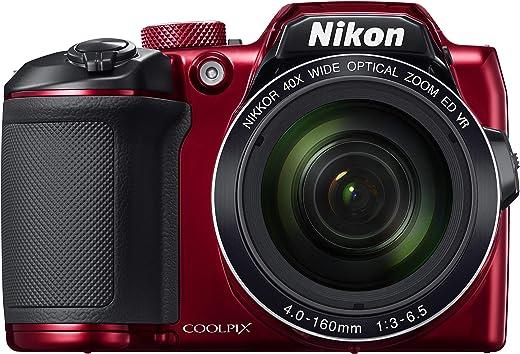 Nikon Coolpix B600 appareil photo Noir