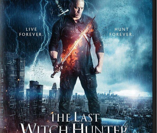 Amazon Com The Last Witch Hunter Blu Ray  Movies Tv