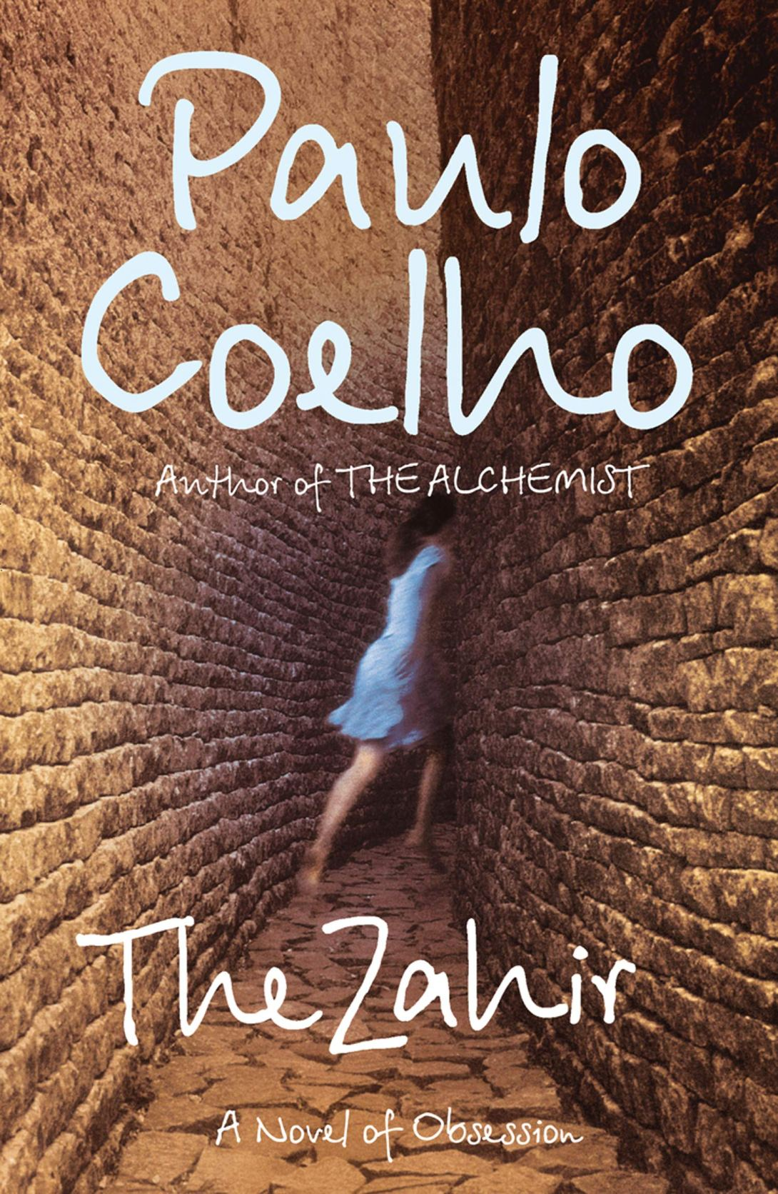The Zahir: A Novel of Obsession by Paulo Coelho - Laffaz