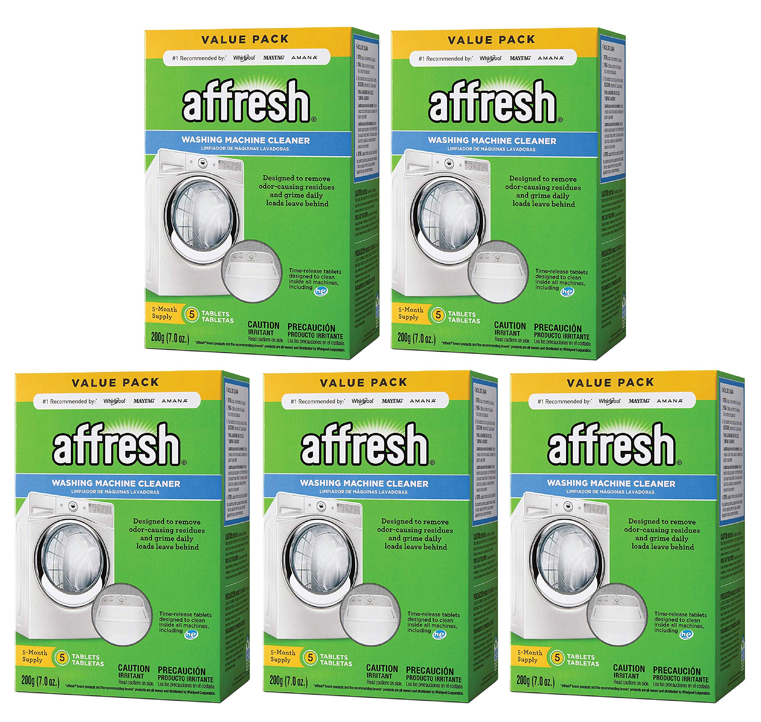 Affresh W10549846 Washing Machine Cleaner 5 Tablets White 5 Count 5 Pack Buy Online In Colombia Affresh Products In Colombia See Prices Reviews And Free Delivery Over Col 200 000 Desertcart