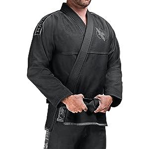 Best BJJ Uniforms - Hayabusa Pearl Weave Light Jiu Jitsu Gi