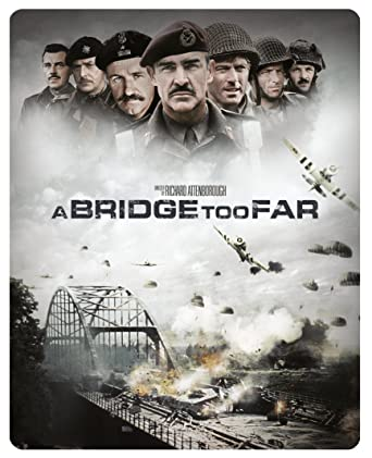 Image result for a bridge too far poster