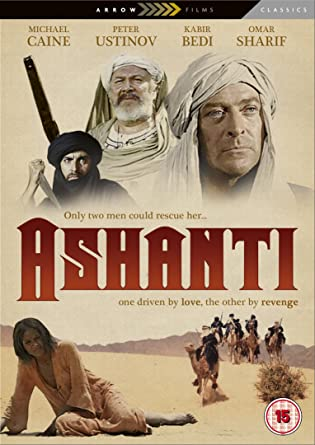 Image result for ashanti the movie 1979
