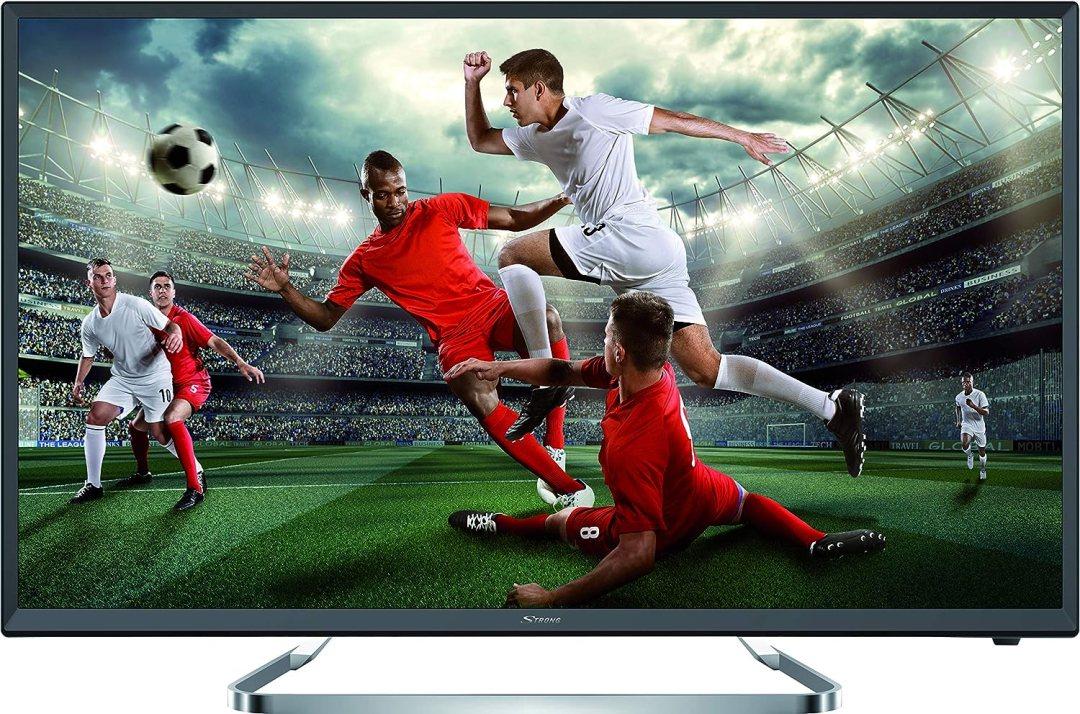 Strong SRT32HZ4013N TV (80 cm) mpeg4 100 Hz Noir