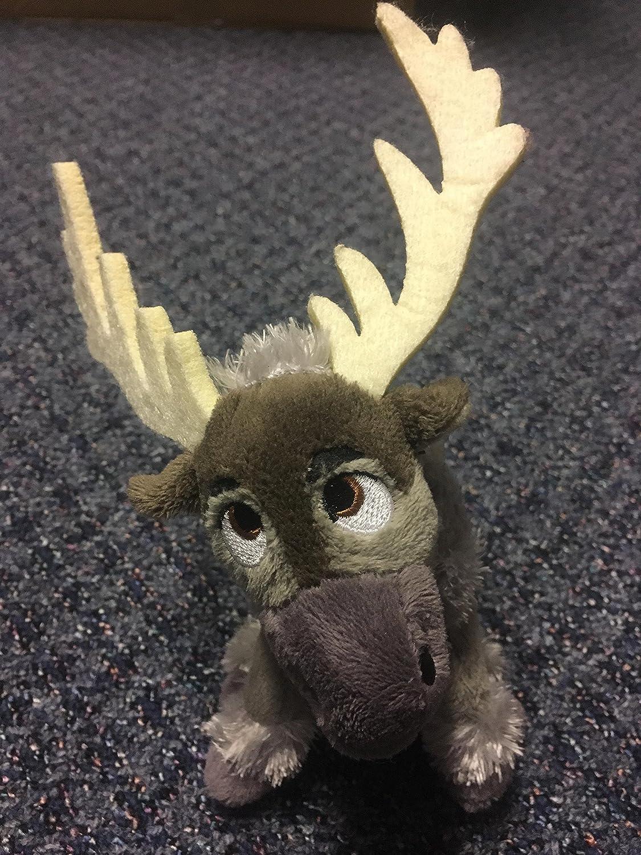 Amazon Com Ty Disney Frozen Sven Reindeer Toys Games