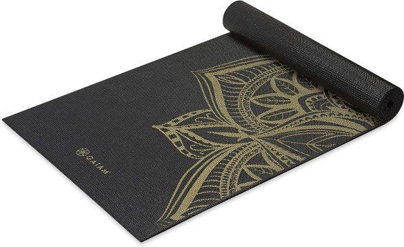 Gaiam Yoga Premium Print Mat