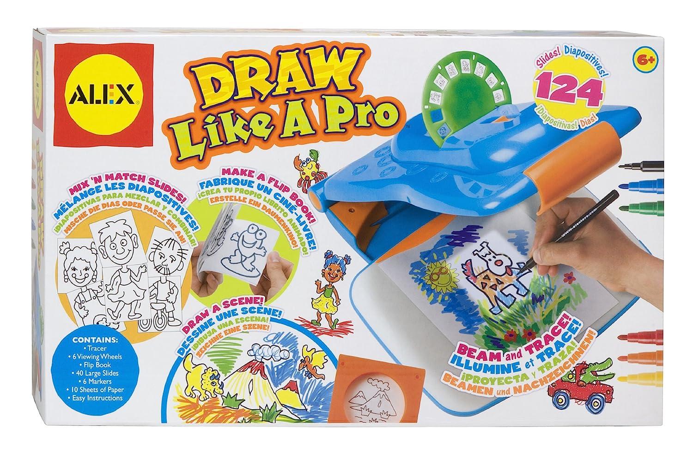 ALEX Toys Artist Studio Draw Like A Pro