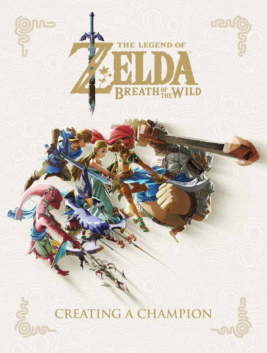 The Legend Of Zelda: Creating A Champion
